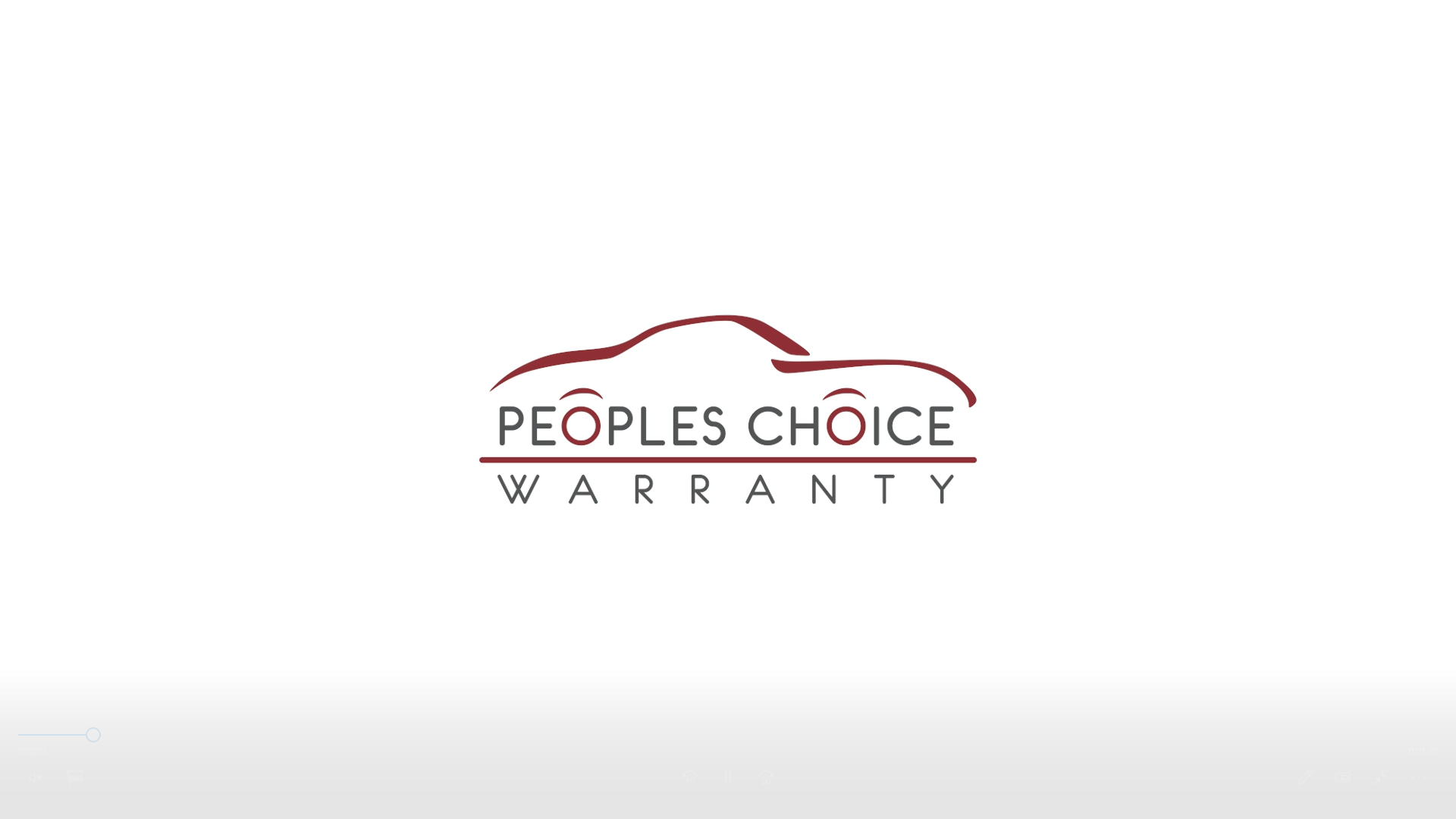 Peoples Choice Warranty